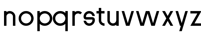 Proletarsk Font LOWERCASE