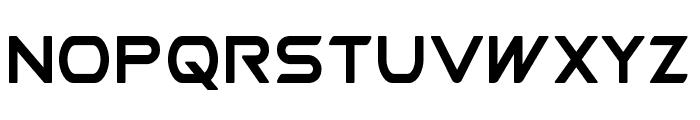 Promethean Bold Condensed Font LOWERCASE