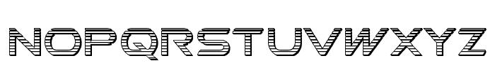 Promethean Chrome Font LOWERCASE