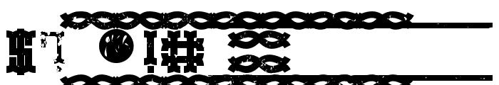 Promotion Blod Font OTHER CHARS