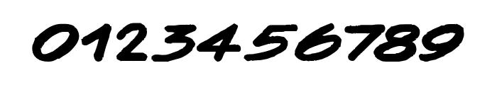 Promotion Script Font OTHER CHARS