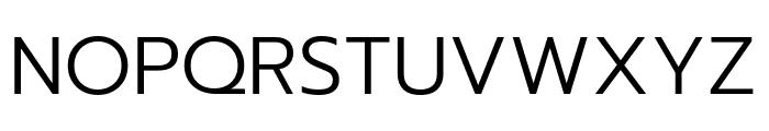 Prompt Light Font UPPERCASE