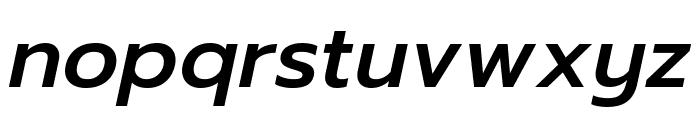 Prompt Medium Italic Font LOWERCASE