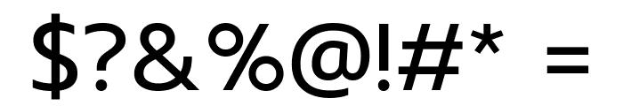 Prompt Regular Font OTHER CHARS