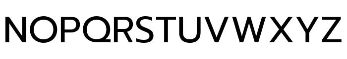Prompt Regular Font UPPERCASE