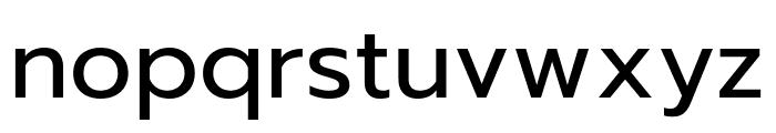 Prompt Regular Font LOWERCASE
