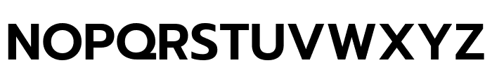 Prompt SemiBold Font UPPERCASE