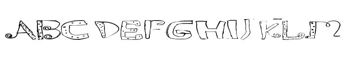 Proper Font Font UPPERCASE
