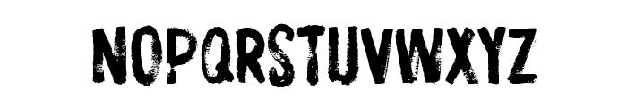 ProtestPaintBB Font UPPERCASE