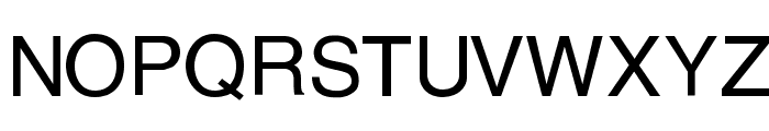 Protestant Font UPPERCASE