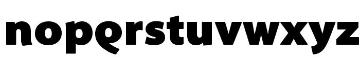 Prothesis-Black Font LOWERCASE