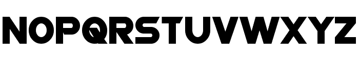 Protoculture Bold Font UPPERCASE