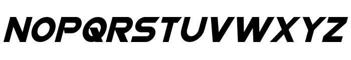 Protoculture Italic Font LOWERCASE