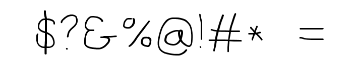 Proton ExtraBold Extended Font OTHER CHARS