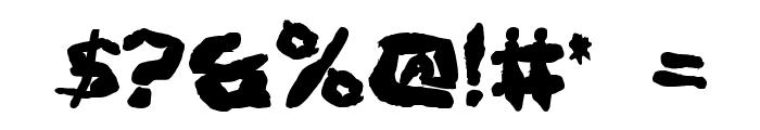 Protoplasm Bold Font OTHER CHARS