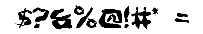 Protoplasm Font OTHER CHARS
