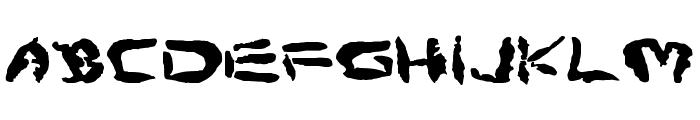 Protoplasm Font UPPERCASE
