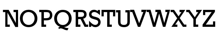 Providence Font UPPERCASE
