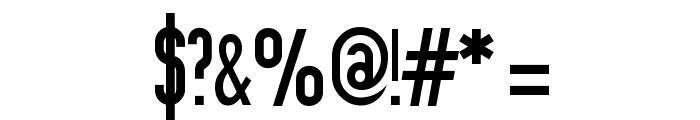 Prozak Font OTHER CHARS