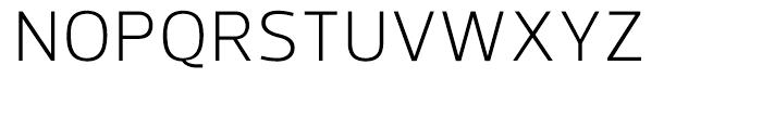 Prelo Light Font UPPERCASE