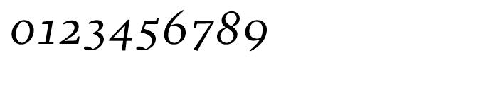 Prensa BookItalic Font OTHER CHARS