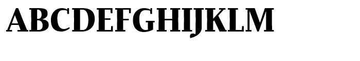 Prensa Display Condensed Black Font UPPERCASE