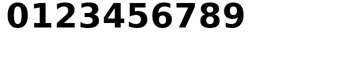 Prima Sans Bold Font OTHER CHARS