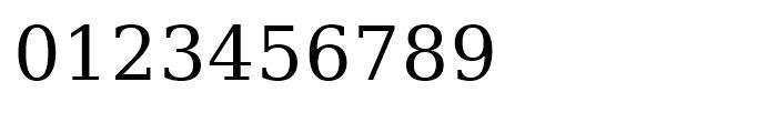 Prima Serif Roman Font OTHER CHARS