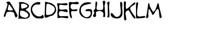 Prime Minister Of Canada Regular Font LOWERCASE
