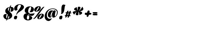 Prime Script Regular Font OTHER CHARS