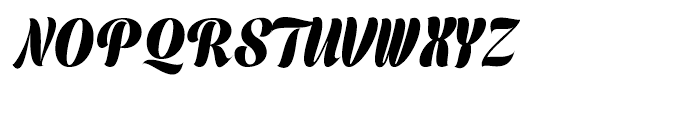 Prime Script Regular Font UPPERCASE