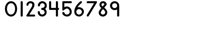 Primer Print Bold Font OTHER CHARS