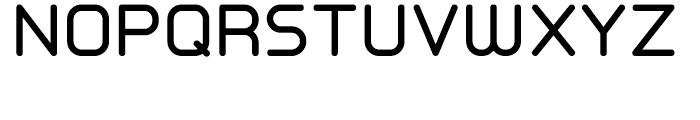 Primus Semibold Font UPPERCASE