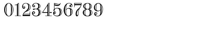 Prinzess Gravur Regular Font OTHER CHARS