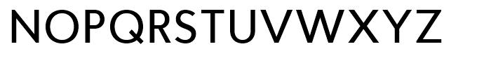 Proba Pro Medium Font UPPERCASE
