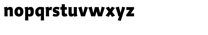 Productus Bold Font LOWERCASE