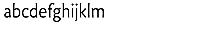 Productus Book Font LOWERCASE