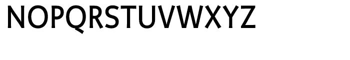 Productus Medium Font UPPERCASE