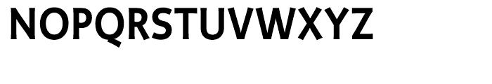 Productus Semibold Font UPPERCASE