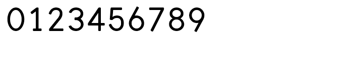 Profonts Bureau Regular Font OTHER CHARS