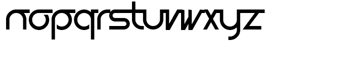 Prognostic Regular Font UPPERCASE