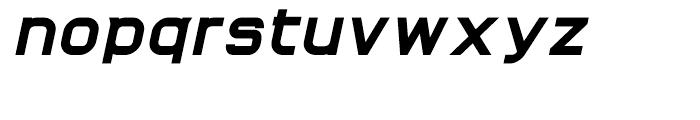 ProtoFet Heavy Italic Font LOWERCASE
