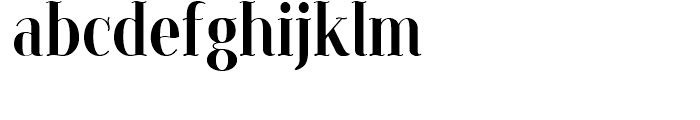 Provincial Solid Font LOWERCASE