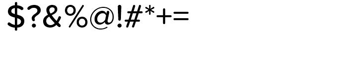 Proxima Nova Soft Medium Font OTHER CHARS