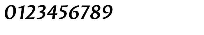 Proza SemiBold Italic Font OTHER CHARS