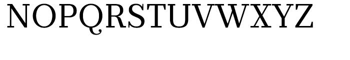 Prumo Banner Book Font UPPERCASE