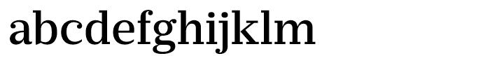 Prumo Banner Medium Font LOWERCASE