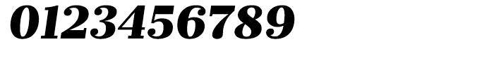 Prumo Text Black Italic Font OTHER CHARS