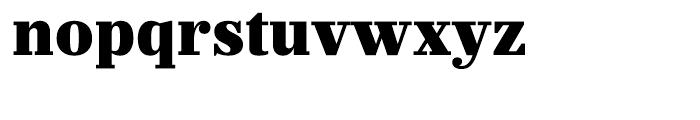 Prumo Text Black Font LOWERCASE