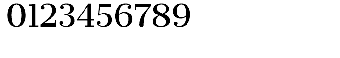 Prumo Text Medium Font OTHER CHARS